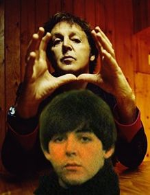 """The Magical Mystery Paul is Dying to... McCartney Dead or Alive? The Story of two or possibly three Paul McCartneys"" -- this is a very interesting webpage, with lots and lots of photographic evidence. The author draws some conclusions based on this evidence that I am not sure I agree with, but the evidence is overwhelming that something indeed did happen.....?........ Interesting concept,but I don't believe it ."