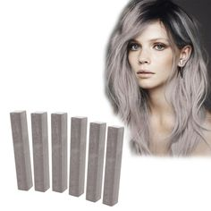Best Platinum Silver Hair Dye | SILVER STARLIGHT - 6 Platinum ...