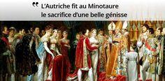 Le Prince de Ligne commente le mariage impérial : qui est donc la génisse ? #histoire de #France en #citations