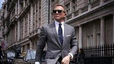 How to dress like Daniel Craig in James Bond 007 film No Time to Die with Rami Malek James Bond 25, Daniel Craig James Bond, James Bond Movies, Ben Whishaw, Ralph Fiennes, Idris Elba, Casino Royale, 2020 Movies, New Movies