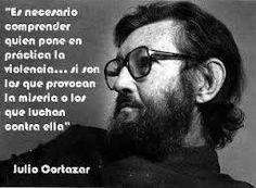 Violencia. Julio Cortázar.