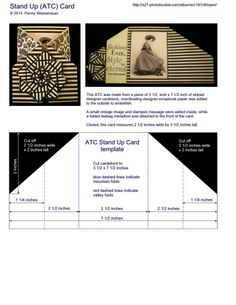 Card Stand Shoe Templates Photo:  This Photo was uploaded by d0npen. Find other Card Stand Shoe Templates pictures and photos or upload your own with Pho...