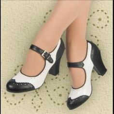 Like these with lower heels