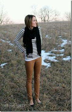 Outfit minus the scarf