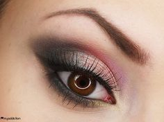 This sweet, subtle look is ideal for day time or anytime you want to let your sweet side show.