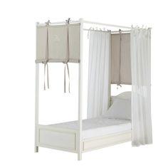 tende per letto a baldacchino - Cerca con Google