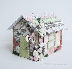 Summer Cottage - Scrapbook.com