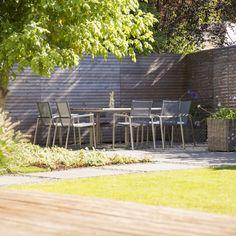 Moderne Wohngarten in Dormagen - Leistungsbild