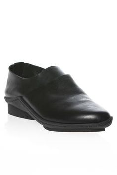 BARRIER ballerina shoes in smooth cowhide leather - TRIPPEN