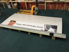 Exhibition Banners, Happy 40th Birthday, Large Format Printing, Banner Printing, Signage, Templates, Prints, Design, Stencils