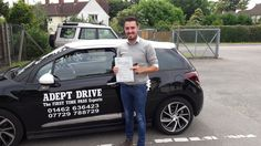 Congratulations to Andre James Who Passed his Test 1st Time at Letchworth Test Centre today 15/07/2016. A very Big Well Done Andre all the best for the future regards Phil