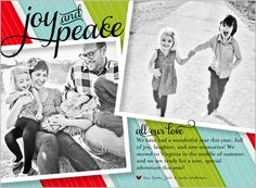 I love Shutterfly's collection of Holiday cards this year!
