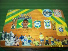 Memória do Futebol Contada na Caixinha de Fósforo: E O SONHO NÃO PARA !