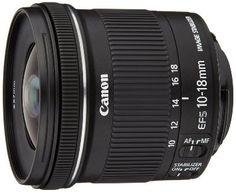 Amazon.co.jp|Canon 超広角ズームレンズ EF-S10-18mm F4.5-5.6 IS STM APS-C対応 EF-S10-18ISSTM|カメラストア オンライン通販
