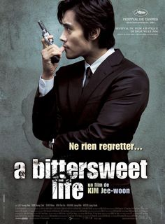 Dalkomhan insaeng (aka A Bittersweet Life) Poster - Click to View Extra Large Image