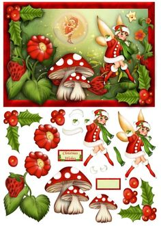 3d de noel - Page 2 this site is WONDERFUL - hundreds of 3D images