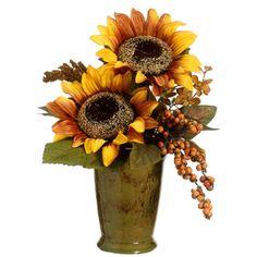 Fall Mum Fall Flower Arrangements Flower Arrangements