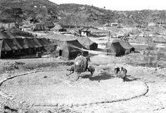 MASH Unit Chopper Pad ... South Korea 1950