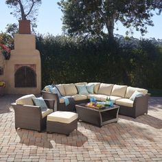 1000 Images About Sectional Outdoor Patio Furniture On