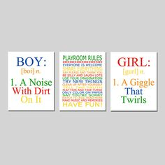 Playroom Decor Playroom Wall Art Playroom Rules Sign Playroom Playroom Rules, Playroom Art, Playroom Ideas, Daycare Ideas, Kids Wall Decor, Art Wall Kids, Nursery Canvas, Canvas Wall Art, Playroom Color Scheme