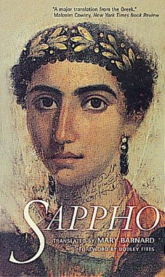 Sappho by Sappho http://www.amazon.com/dp/0520223128/ref=cm_sw_r_pi_dp_c3OVvb1TFY3V4