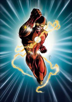 The Flash by Riccardo Fasoli