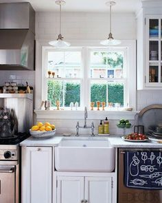 30 White Kitchens To Inspire Your Next Remodel - ELLEDecor.com