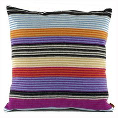Erode Cushion - T59 - 40x40 from Missoni Home