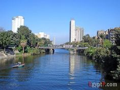 Nile river, Cairo