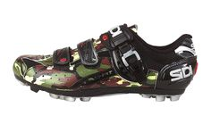 Sidi Dominator in camo! Hopefully getting a few of these into the shop soon!