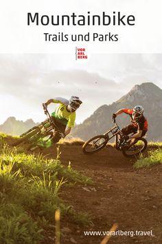 Moderne Bikeparks bieten ein Outdoor-Erlebnis für Jedermann. Wir haben die besten Mountainbike-Trails und Parks mit unterschiedlichen Schwierigkeitsgraden in Vorarlberg zusammengestellt. #bike #bikepark #mountainbike #trail #downhill #visitvorarlberg #myvorarlberg Fürstentum Liechtenstein, Mtb, Parks, Trail, Sci Fi, Search, Movie Posters, Outdoor, Vacation
