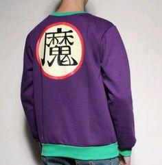 Anime Dragon Ball Z  Son Goku  sweatshirt pullover Piccolo costume