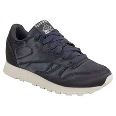 e56d4be9efd2e Reebok Classic Leather Satin Women s Low-Top Sneaker