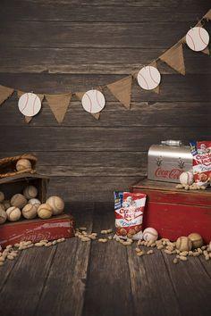 Baseball/Cracker Jacks/Peanuts / Vintage Baseball for newborn Digital Background/Digital Backdrop Half Birthday Baby, Baseball Theme Birthday, Baby Boy Baseball, Mets Baseball, Baseball Art, Foto Montages, Baseball Backgrounds, Baseball Photography, Newborn Photography