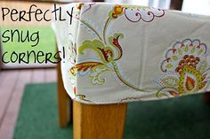 Here is a easy project that I did a while ago and for some reason never posted…hmmm, what's up with that!?! It's an inexpensive and fast way to get a vinyl table cloth to fit your outdoor dining table perfectly so that it won't blow away with the wind. We eat outside almost everyday in …