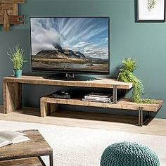 Yost TV Stand for TVs up to Williston Forge Small Room Furniture, Bedroom Furniture Design, Home Decor Furniture, Design Bedroom, Modern Furniture, Wood Home Decor, Tv Decor, Tv Diy, Tv Cabinet Design