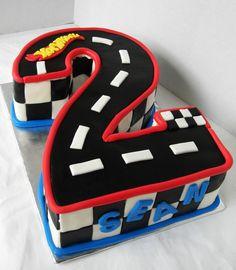 "Hotwheels #2 Cake in ""Children's Birthday Cakes"" — Photo 1 of 2"