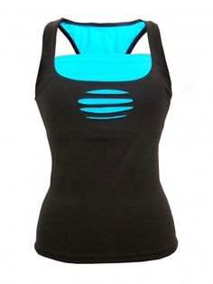 Love this workout top...Gotta get me some new workout gear! ♡