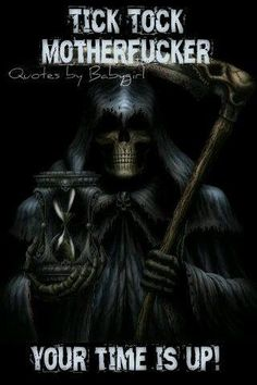 I've been using PicsArt to edit my images and love it. I think you would like it, try it out! Dark Fantasy Art, Dark Art, Reaper Quotes, Grim Reaper Art, Totenkopf Tattoos, Skull Pictures, Gothic Pictures, Biker Quotes, Skull Artwork