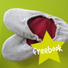 """Free Sewing Pattern for Slippers """"Pötschle"""" (size by Kits 4 Kids . Kids Clothes Patterns, Kids Clothes Boys, Kids Outfits Girls, Sewing Patterns Free, Free Sewing, Sewing Tutorials, Sewing Projects, Sewing Slippers, Shoe Recipe"""