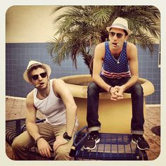 Max Joseph and Nev Schulman from MTV's Catfish. Catfish Tv, Catfish The Tv Show, Movies Showing, Movies And Tv Shows, Nev Schulman, Beautiful Men, Beautiful People, Mtv Shows, Celebs