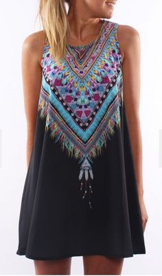 i love this dress! I just wish i had the type of body to wear it, it would look like a sack on me:/
