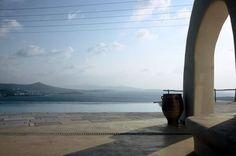 Paros House overlooking the Aegean by Alexandros Logodotis