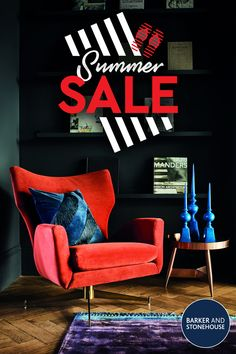 Save BIG this summer with up to 25% off fabulous furniture pieces, in-store and online now.