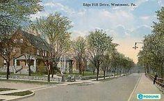 Edge Hill Drive, Westmont Borough, Johnstown, PA