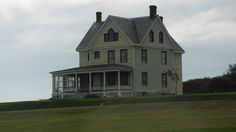 Fort Casey (my first ghost seen here)