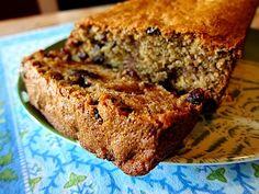 Spelt Lemon Blueberry Pound Cake