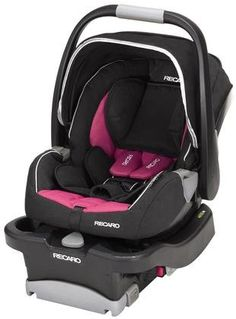 RECARO Performance Coupe Infant Car Seat - 2015 - We just decided this is the one were getting!
