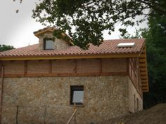 Instalación solar térmica en Sopuerta (Bizkaia)