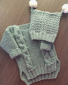 KLOMPELOMPE Instagram hashtag | JadaGram Knitting For Kids, Knitting Projects, Baby Knitting, Crochet Baby, Knitting Patterns, Knit Crochet, Baby Kids, Baby Boy, Crochet Books